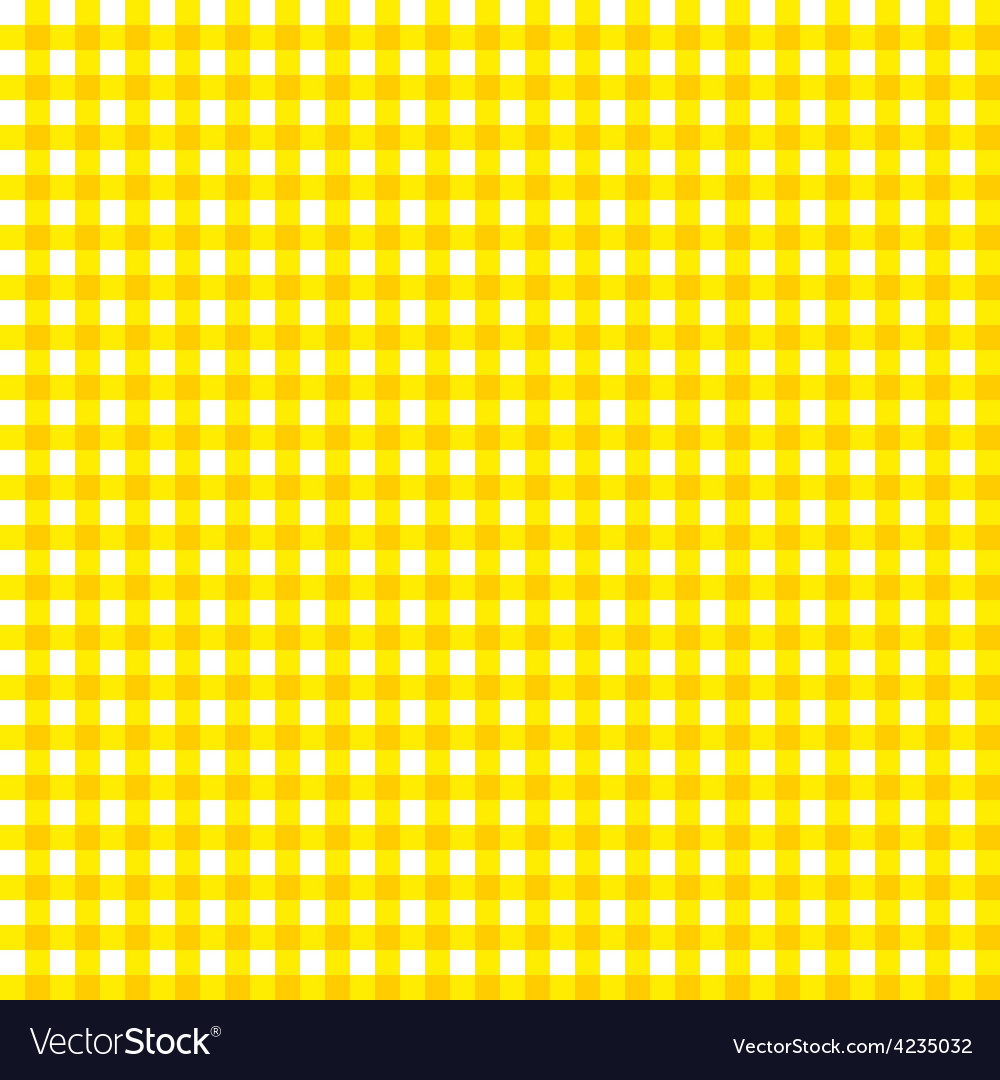 Checkered cloth picnic Seamless Tablecloth fabric