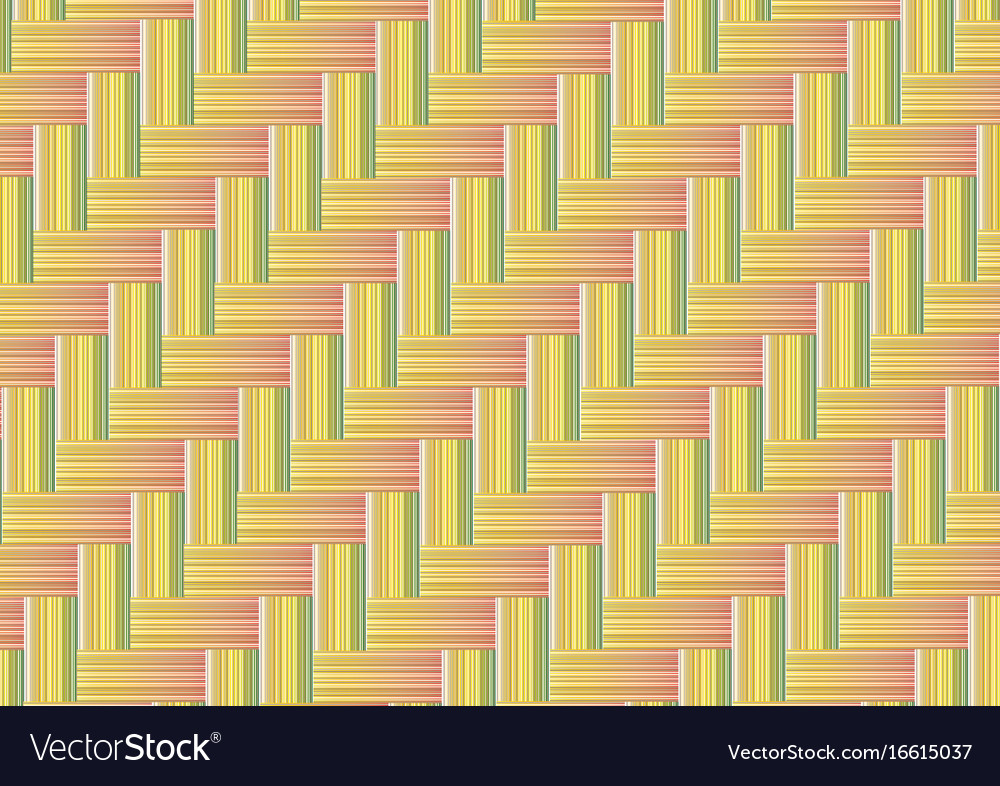 Bamboo weave seamless background