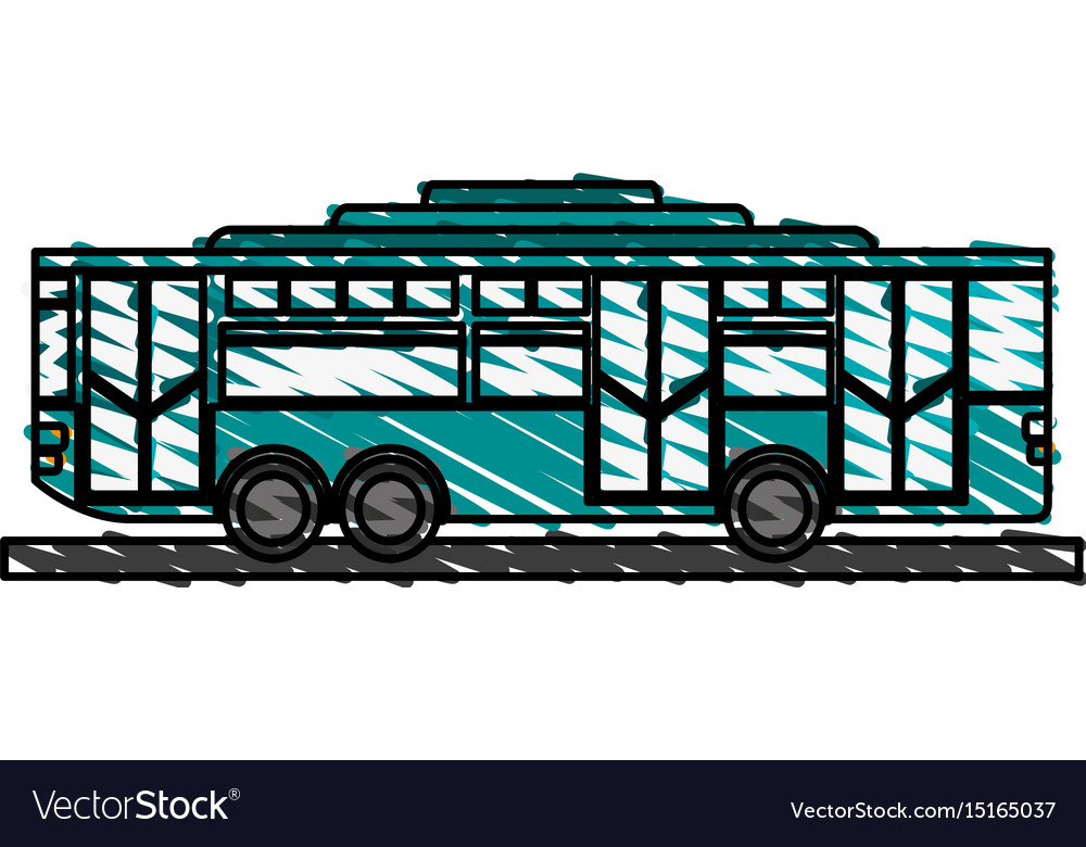 Toy bus graphic