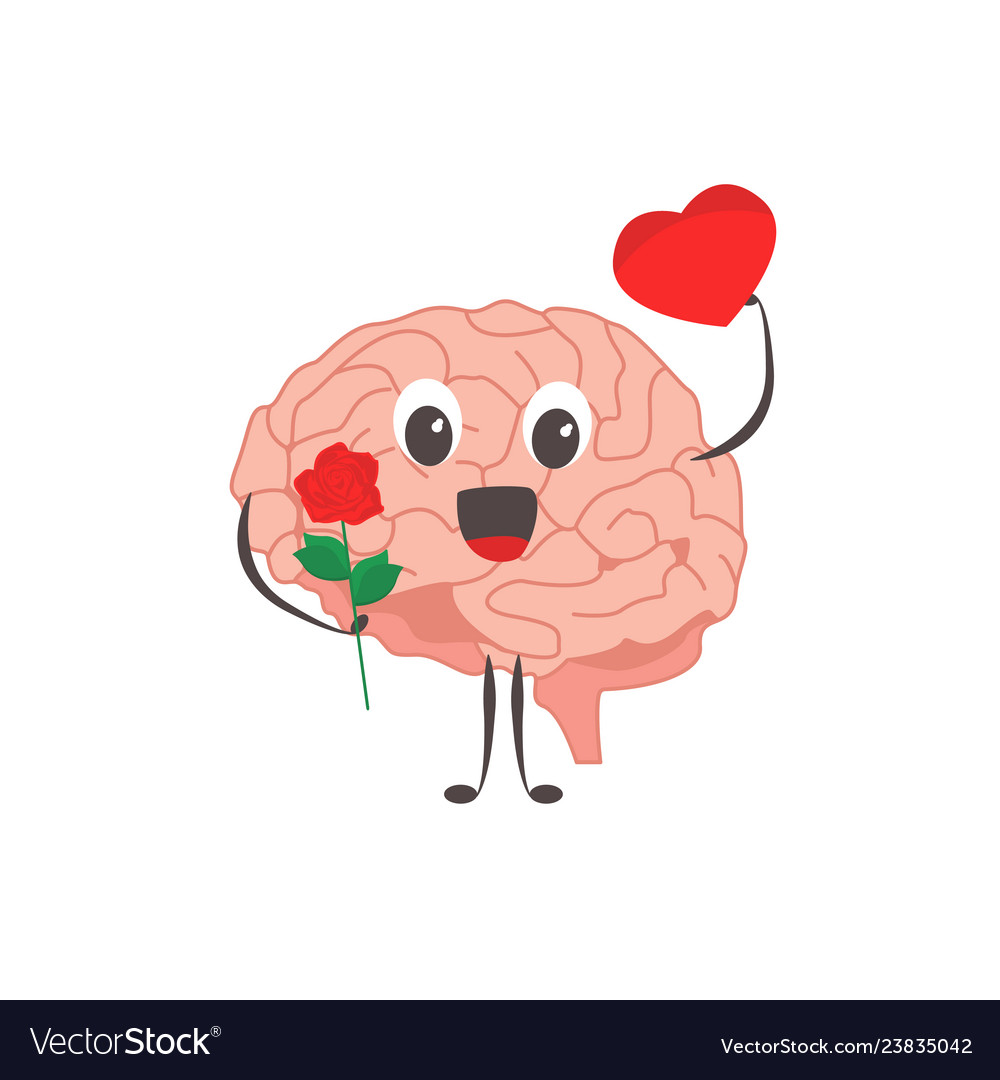 Brain characters romantic lover exercises and