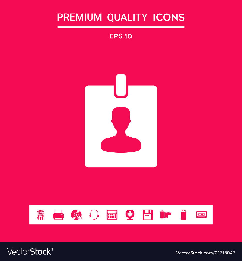 Badge symbol icon graphic elements for your