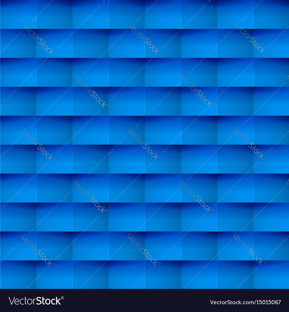 Abstract cell texture in blue for creative design vector image