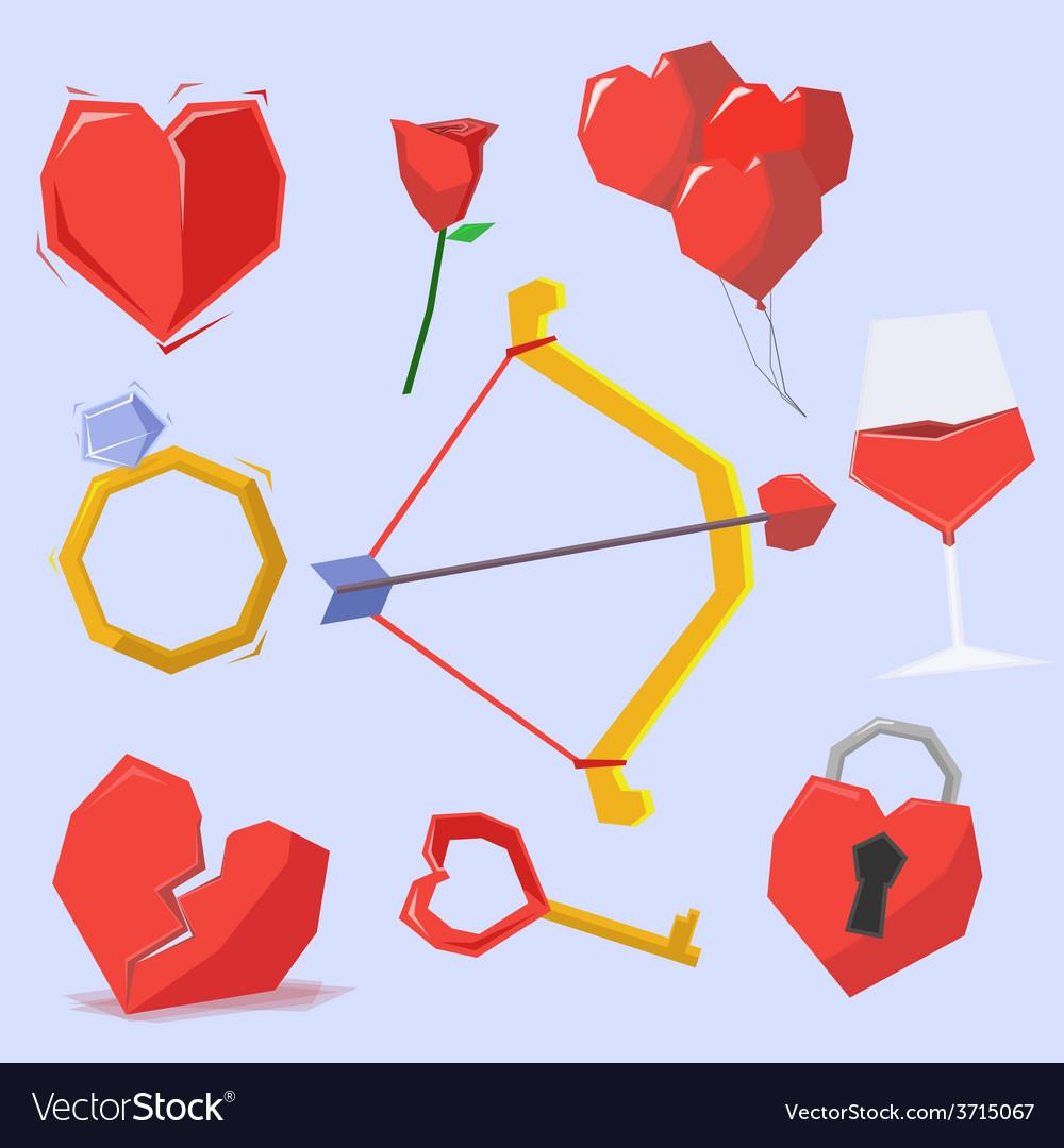 Valentine object