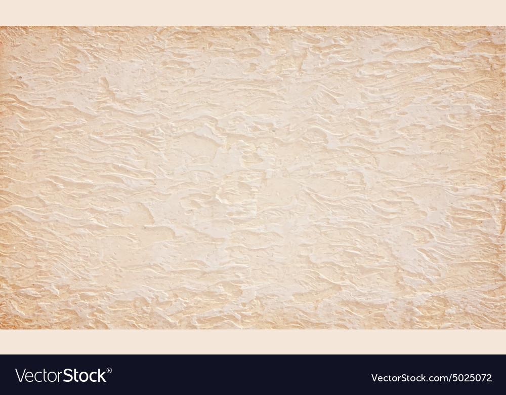 Grunge horizontal beige background wall