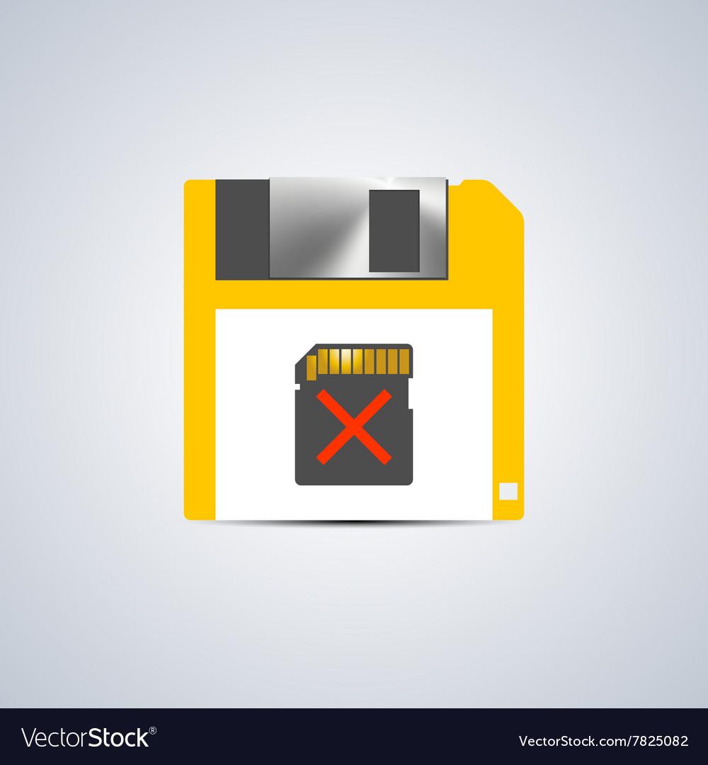 Icon write error