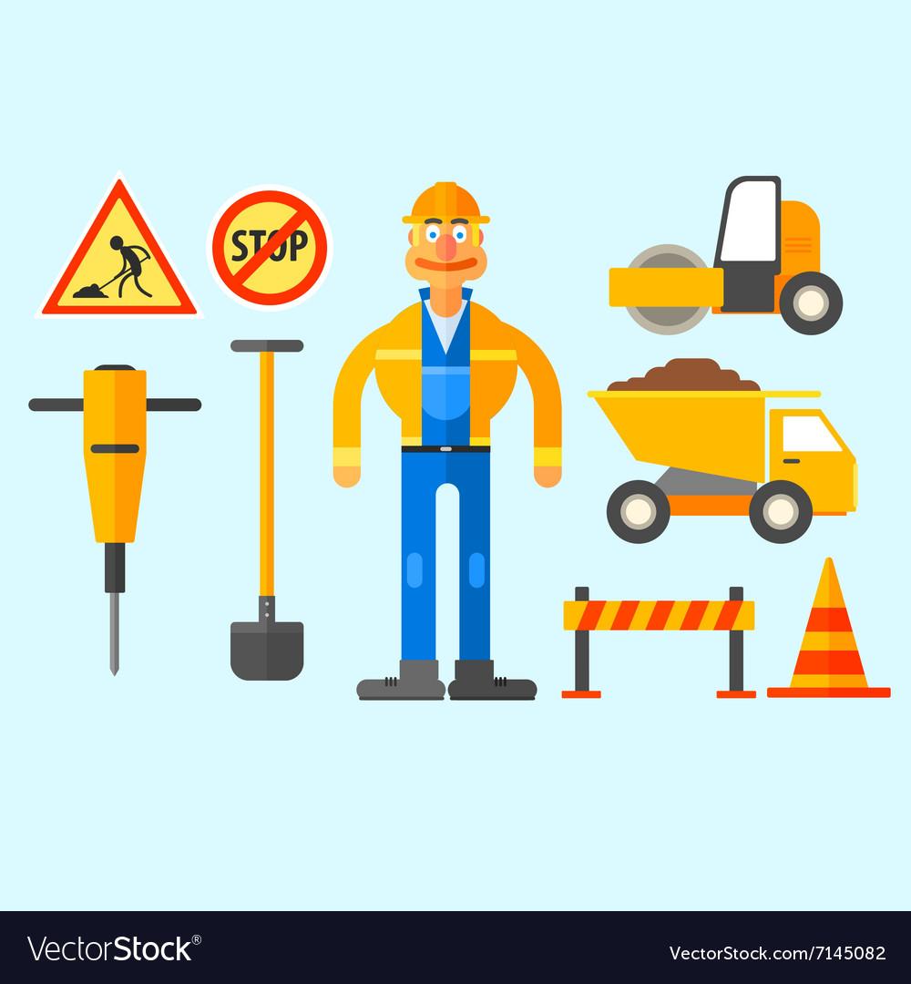 Road Repair Work
