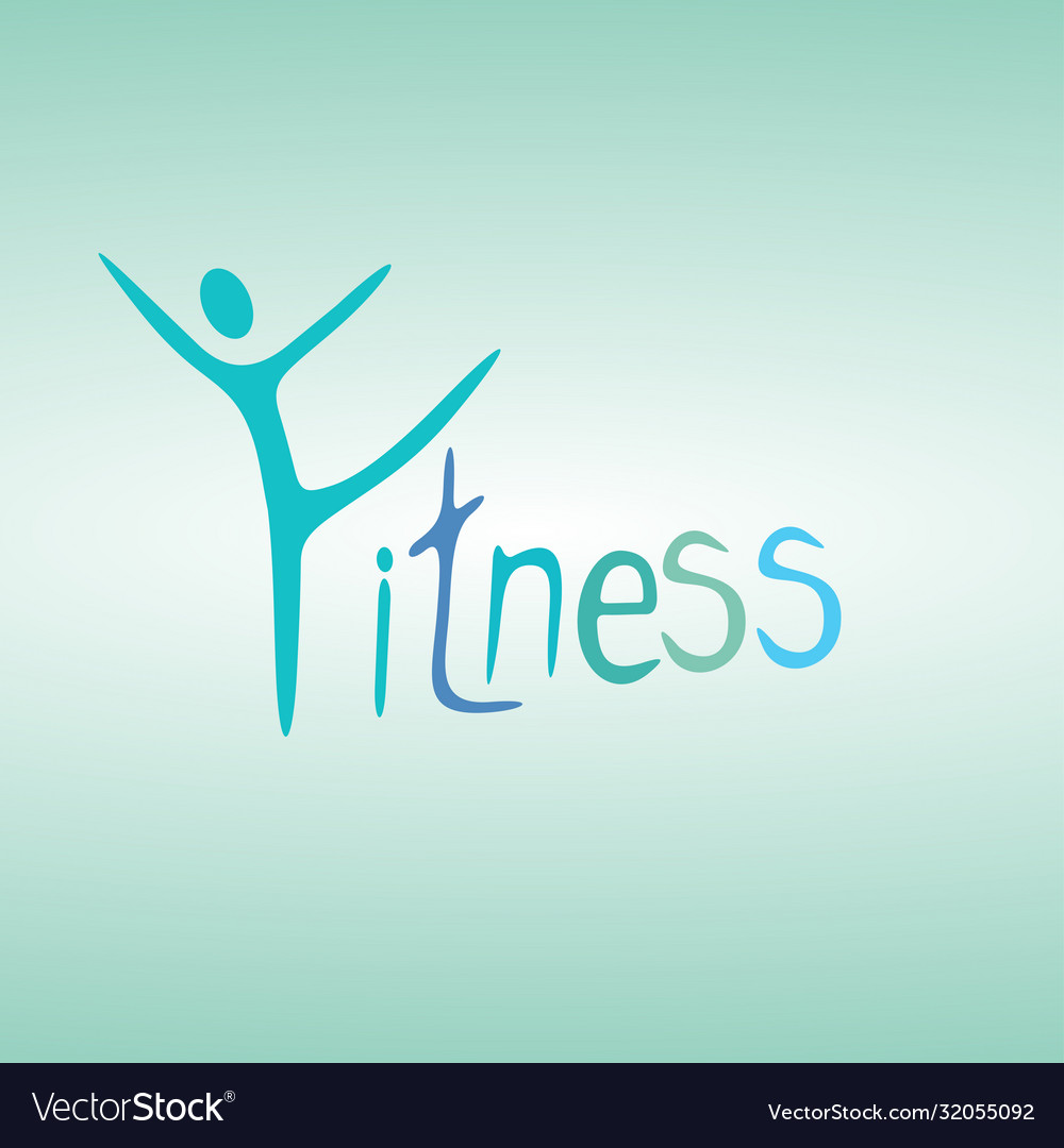 Fitness concept young people doing workout