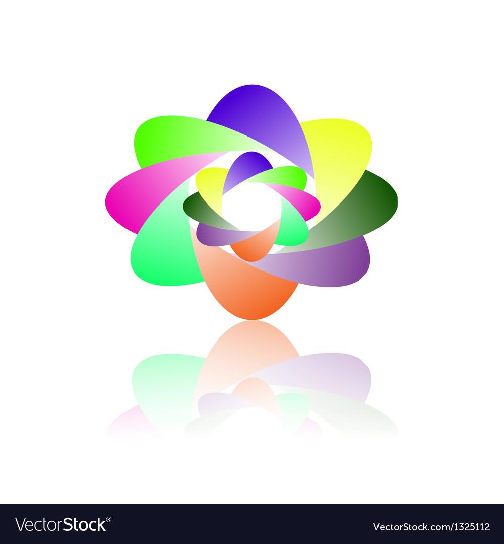 Multicolor icon