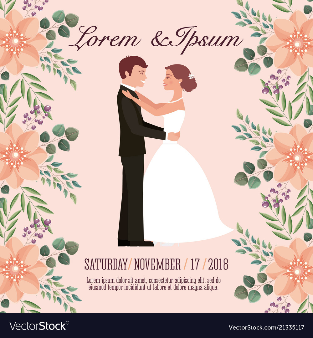 Wedding Card For Couple – SoloWebNet