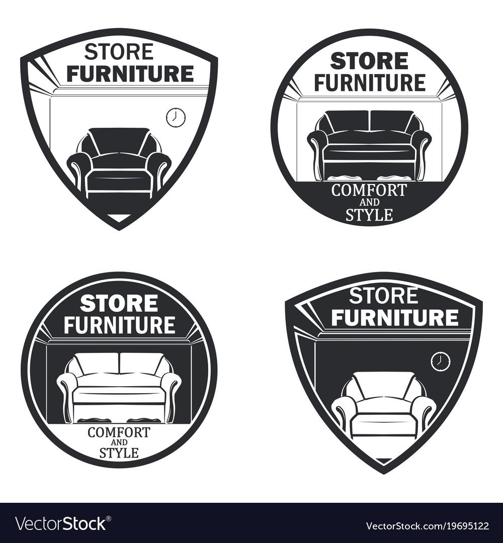 Set of 4 furniture
