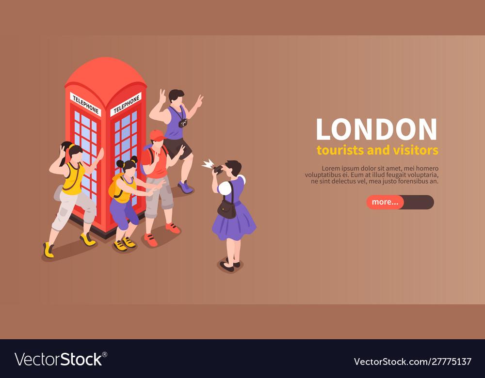 London horizontal banner