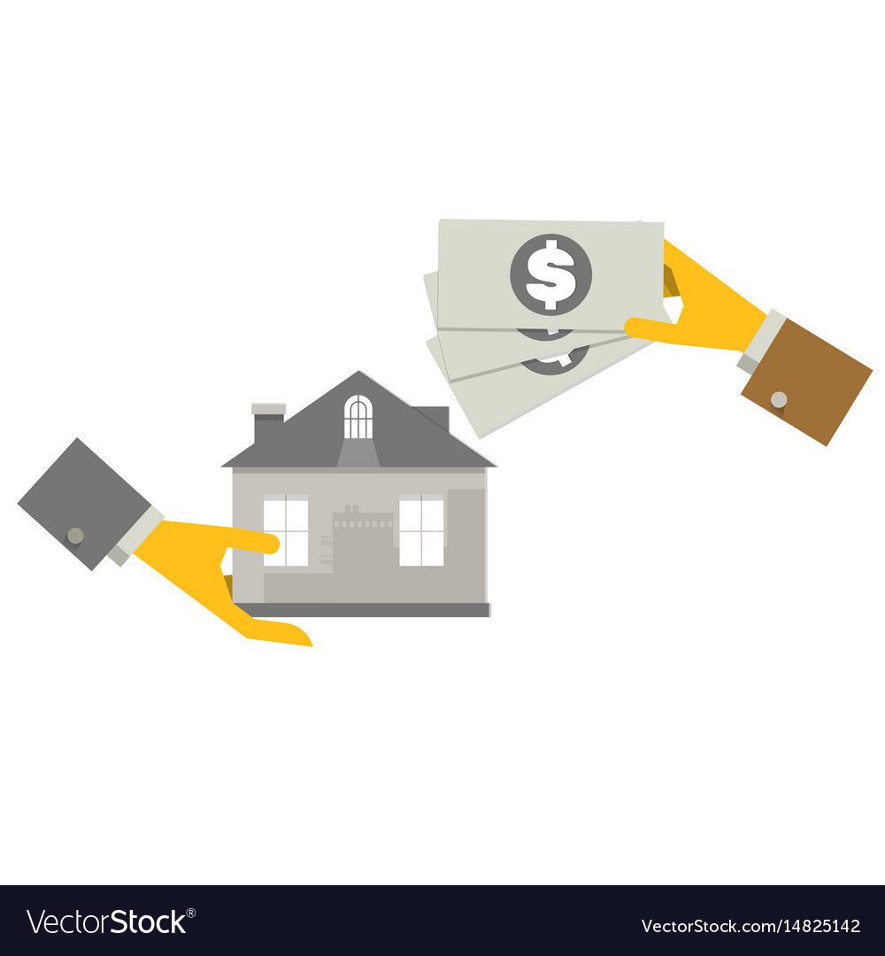 Property investment concept house and real estate
