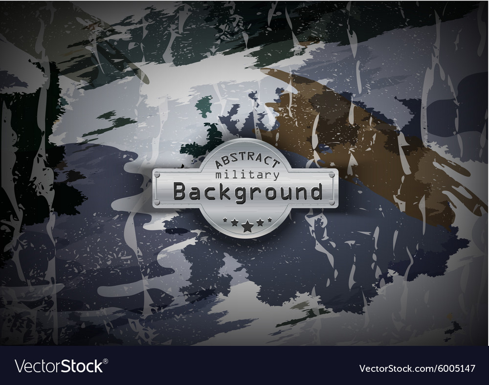 Camouflage military pattern with cracks background