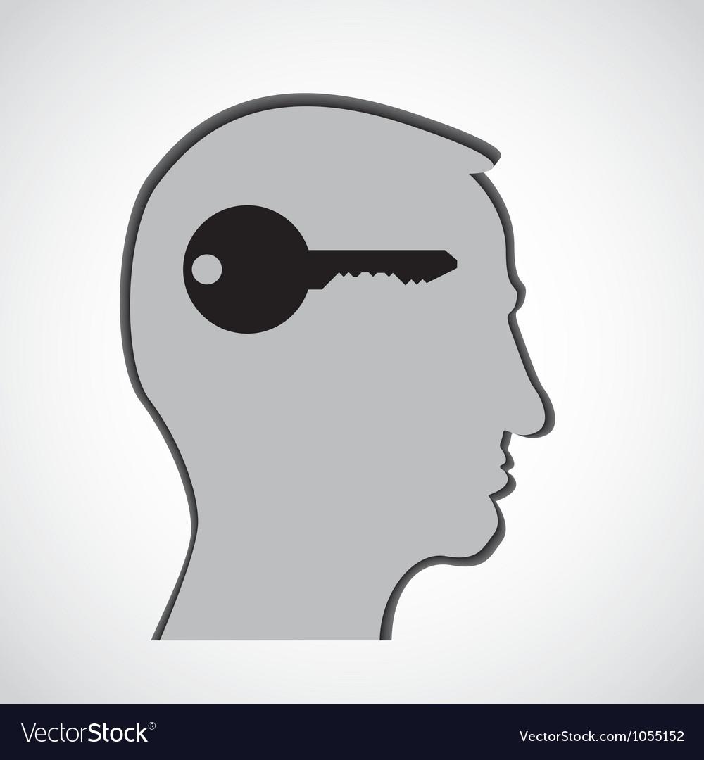 Human head thoughts