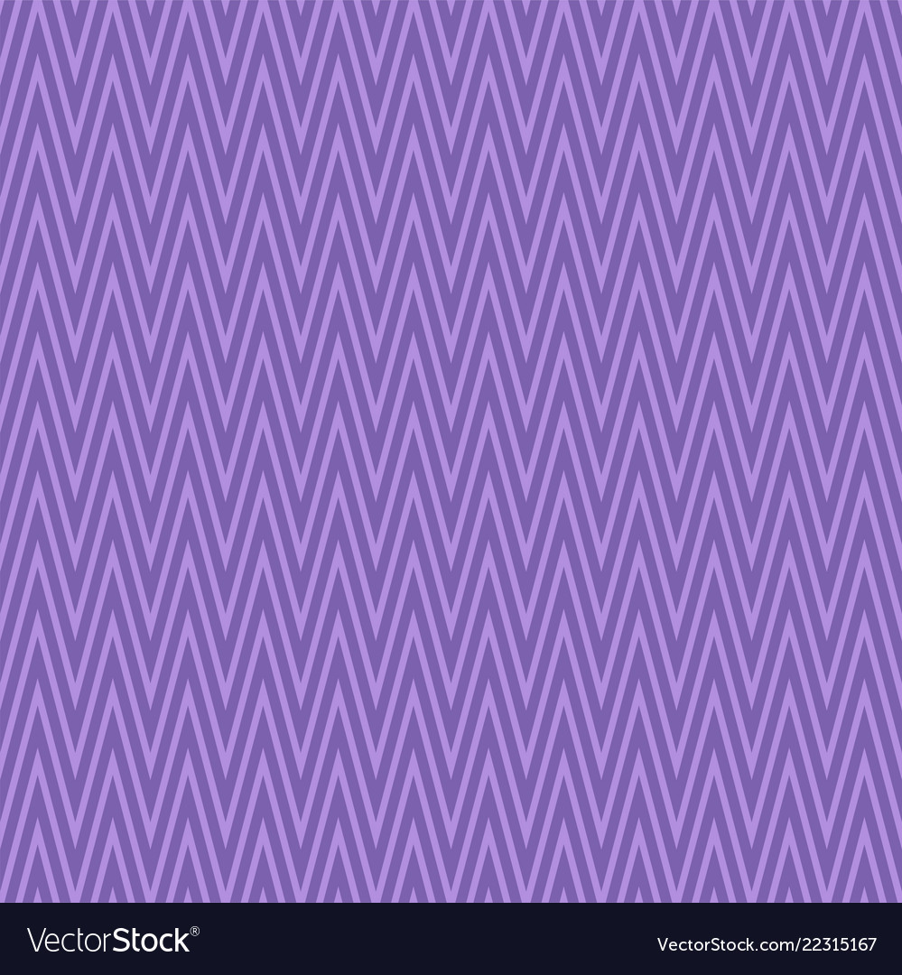 Colored seamless zigzag pattern - bright trendy
