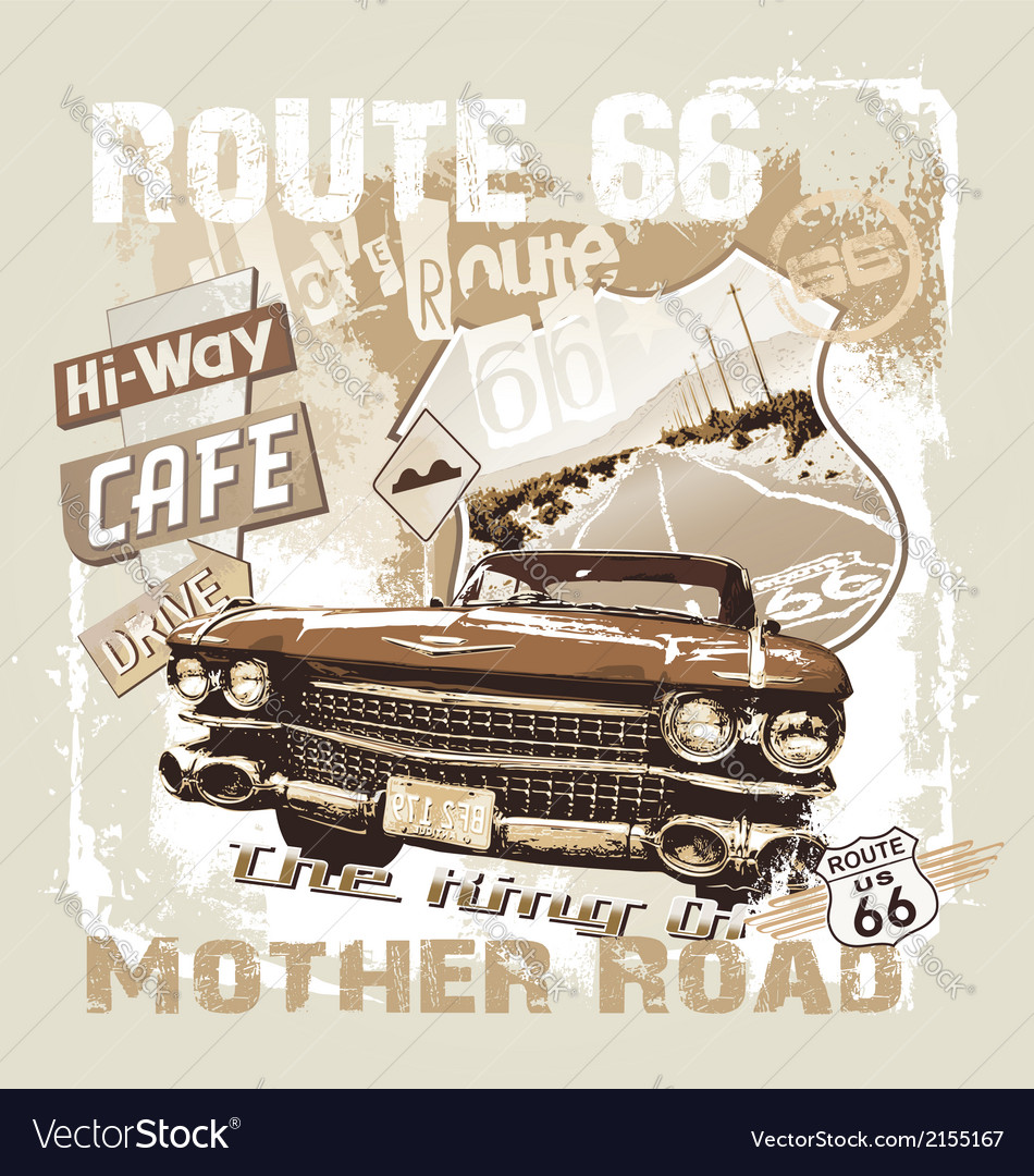 King of mother road