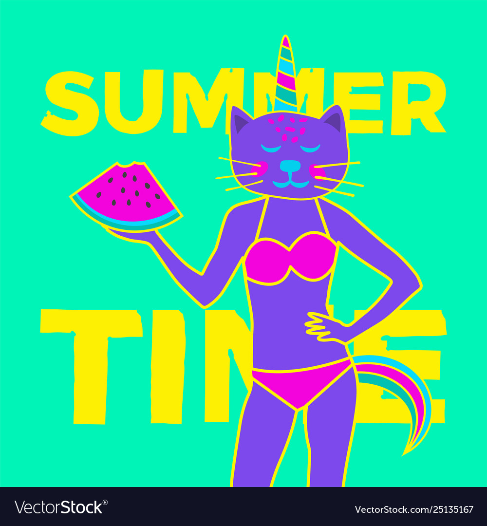 Summer time art minimal project