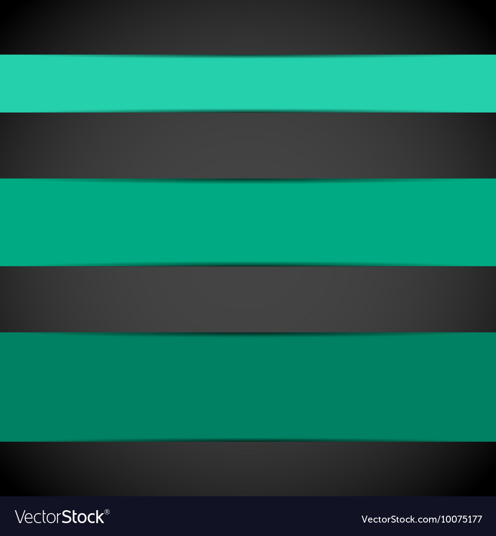 Green paper template abstract background