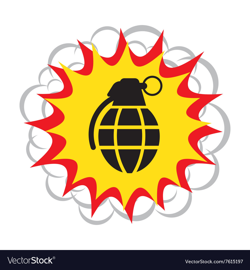 Hand grenade Explosion