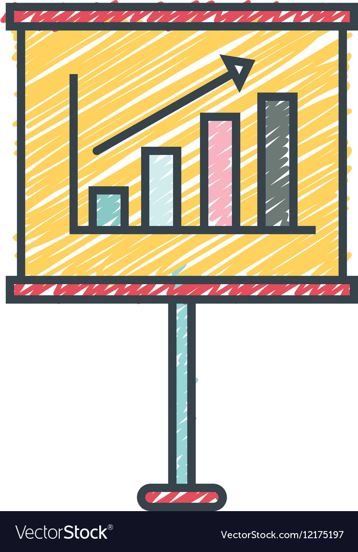 Training paper board isolated icon