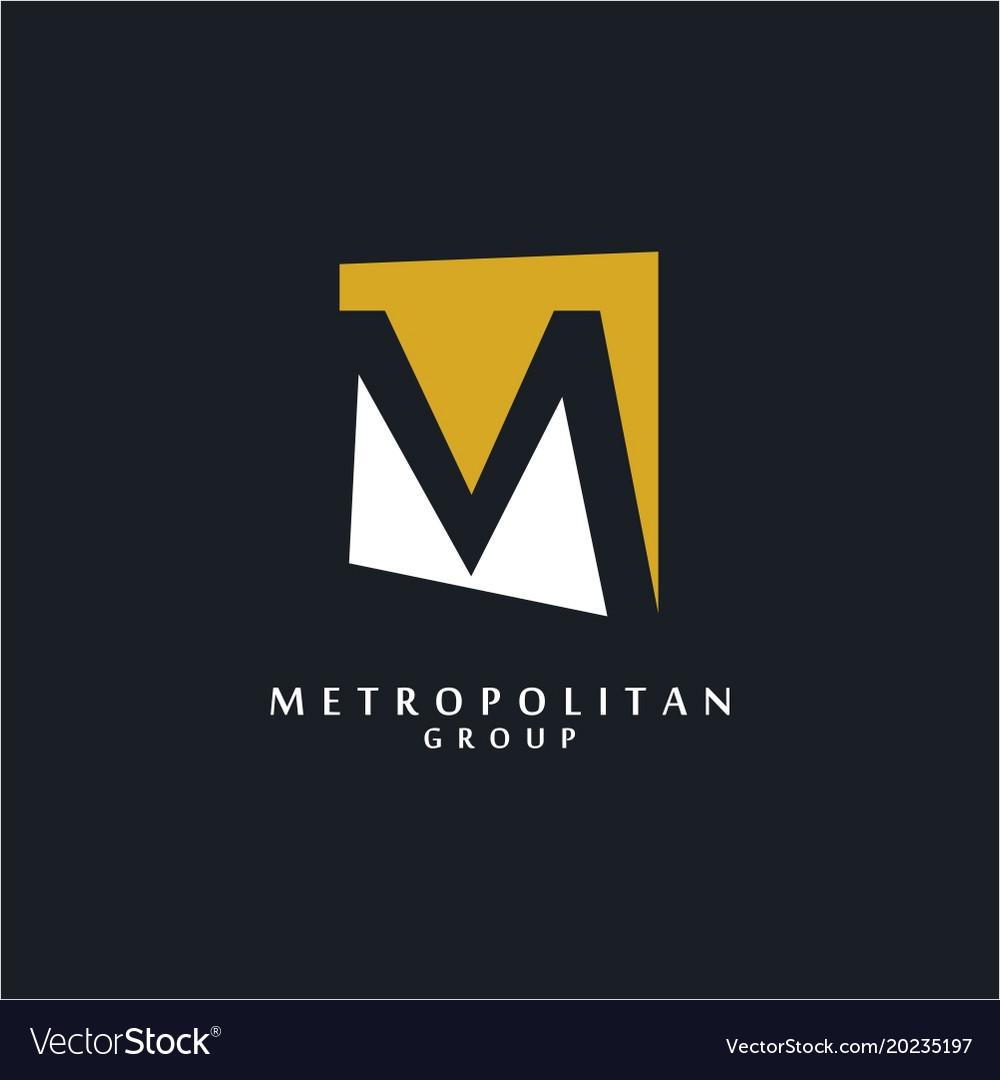 Unusual m logo