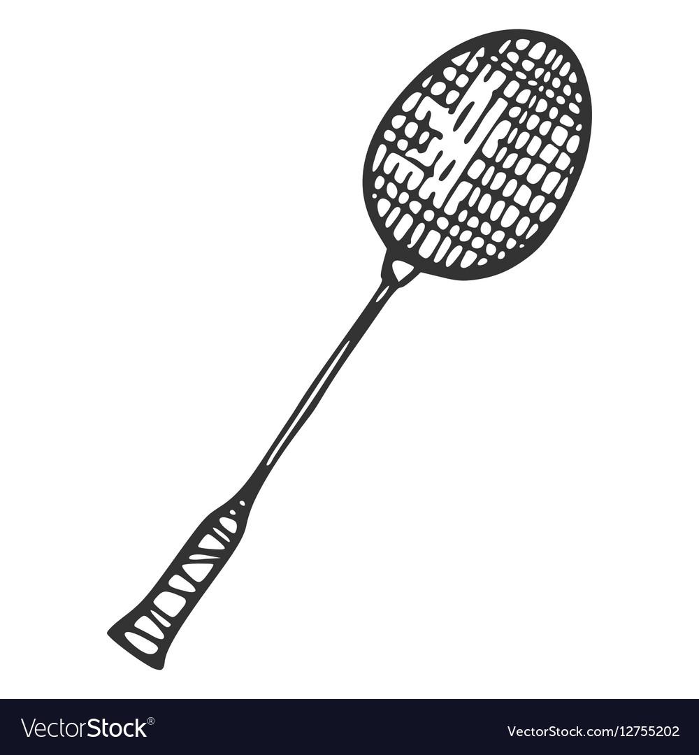 Metal Racket for badminton