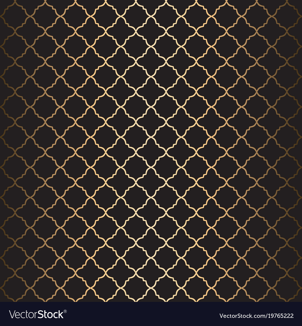 Arabic pattern background