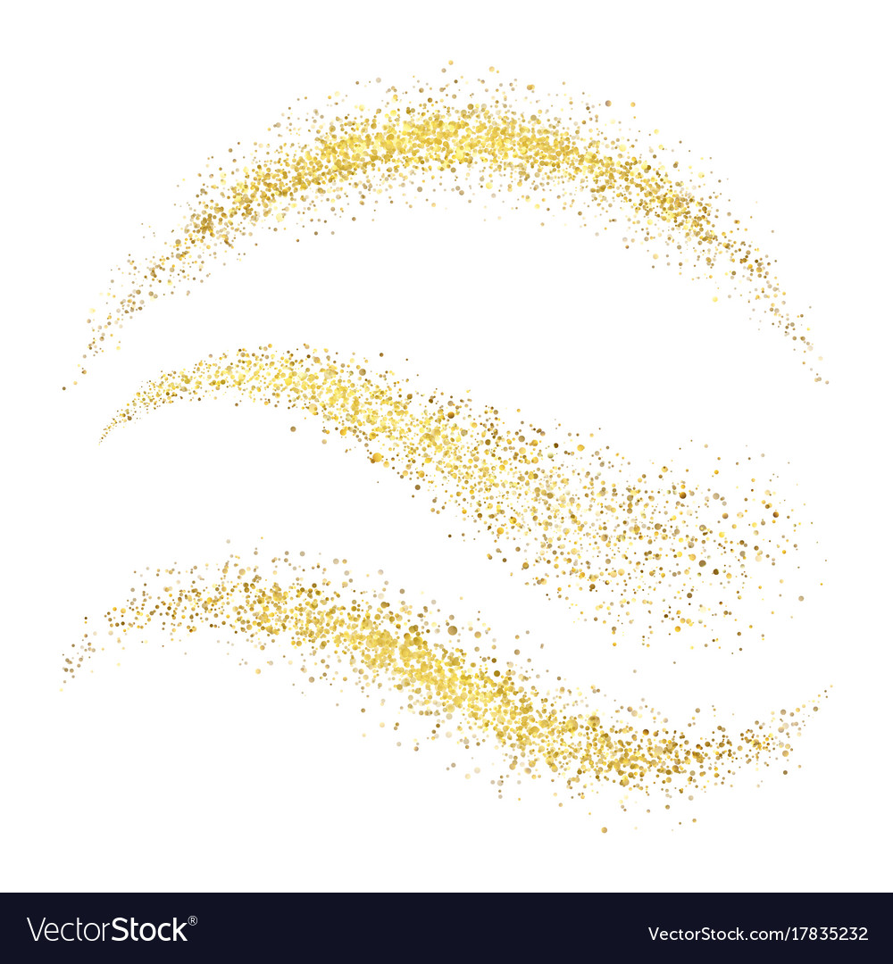 Fairy christmas golden stardust glamour gold