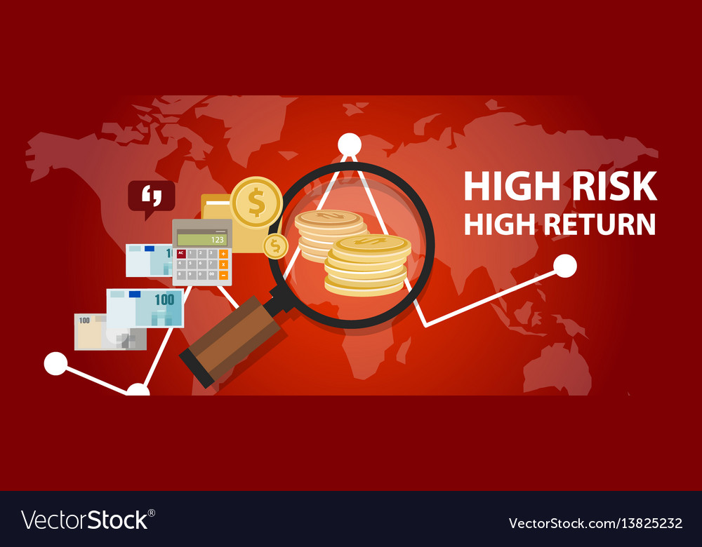 High risk high return investment profile analysis