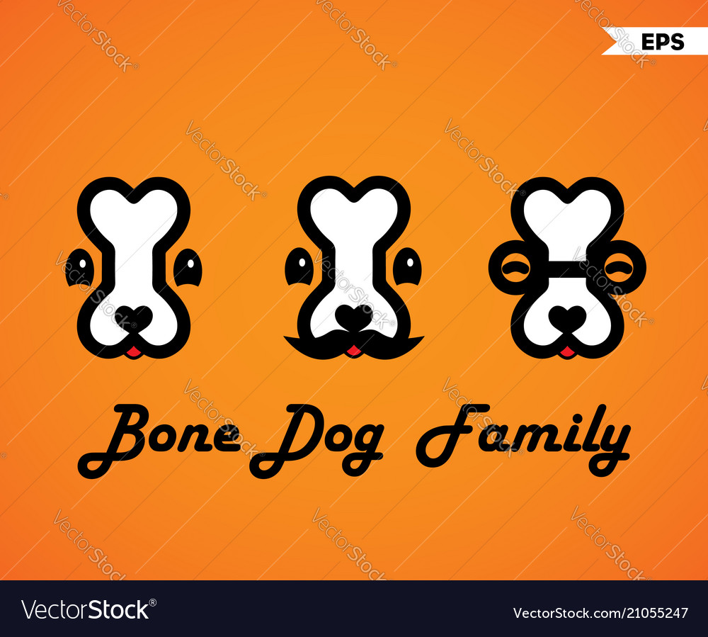 Bone dog family