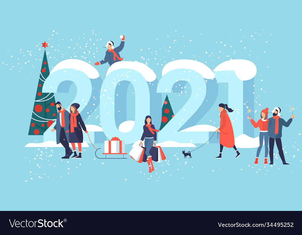 Christmas and new year concept