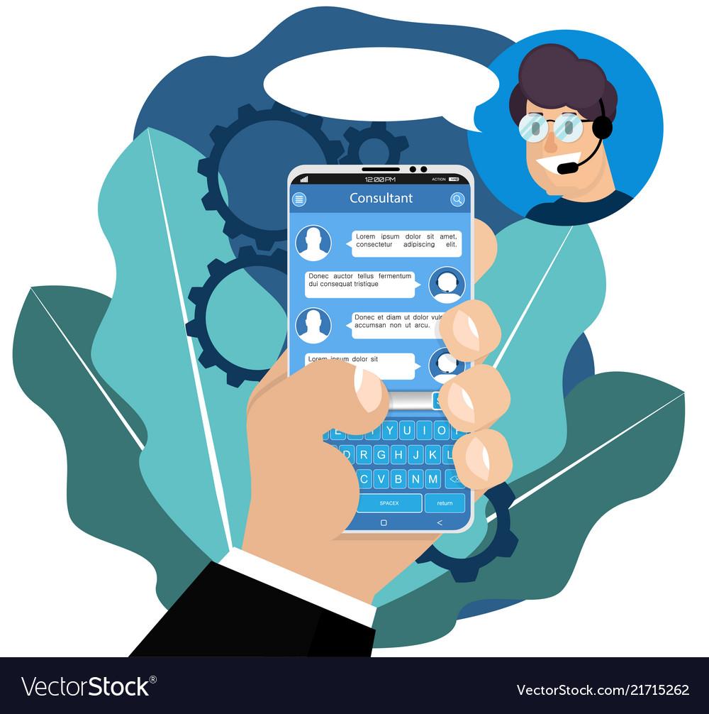 Virtual online assistant