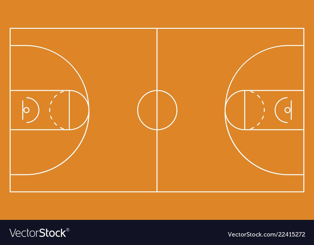 Basketball arena background e