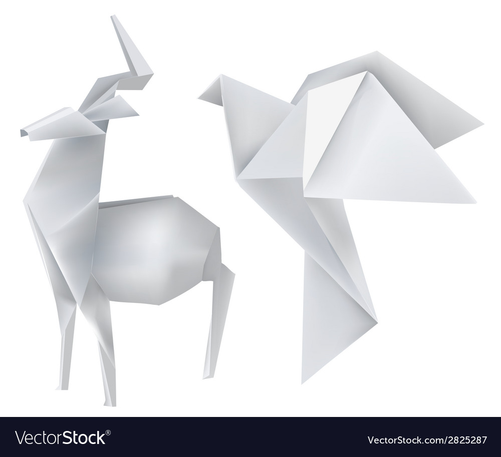 How To Make An Origami Dove - Folding Instructions - Origami Guide | 913x1000