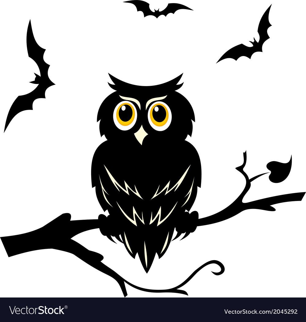 Halloween owl