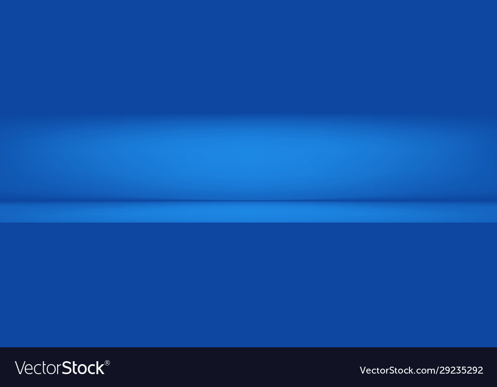 Luxury blue color abstract background banner