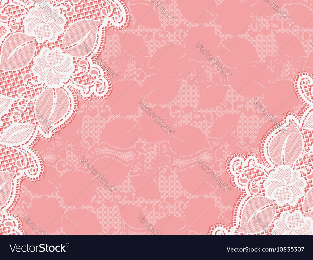 Lace Invitation Design Template Sample Wedding
