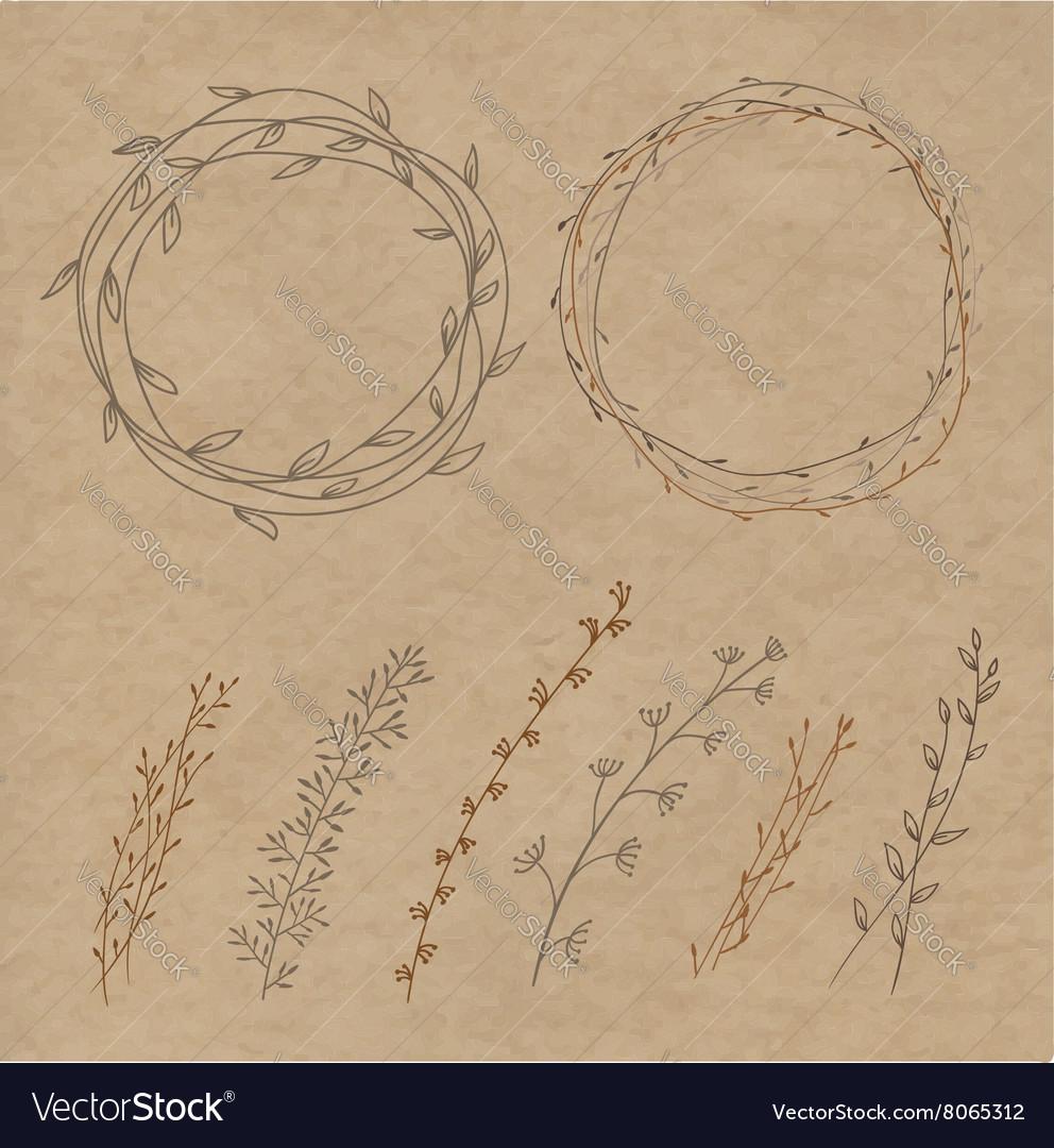 Decorative doodle