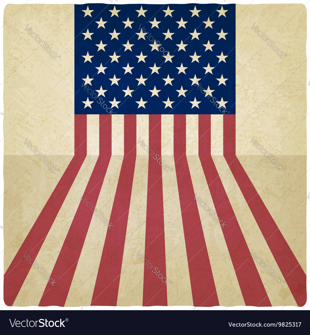 d385b4632ad American flag old background royalty free vector image jpg 1000x1080 Old  american flag background