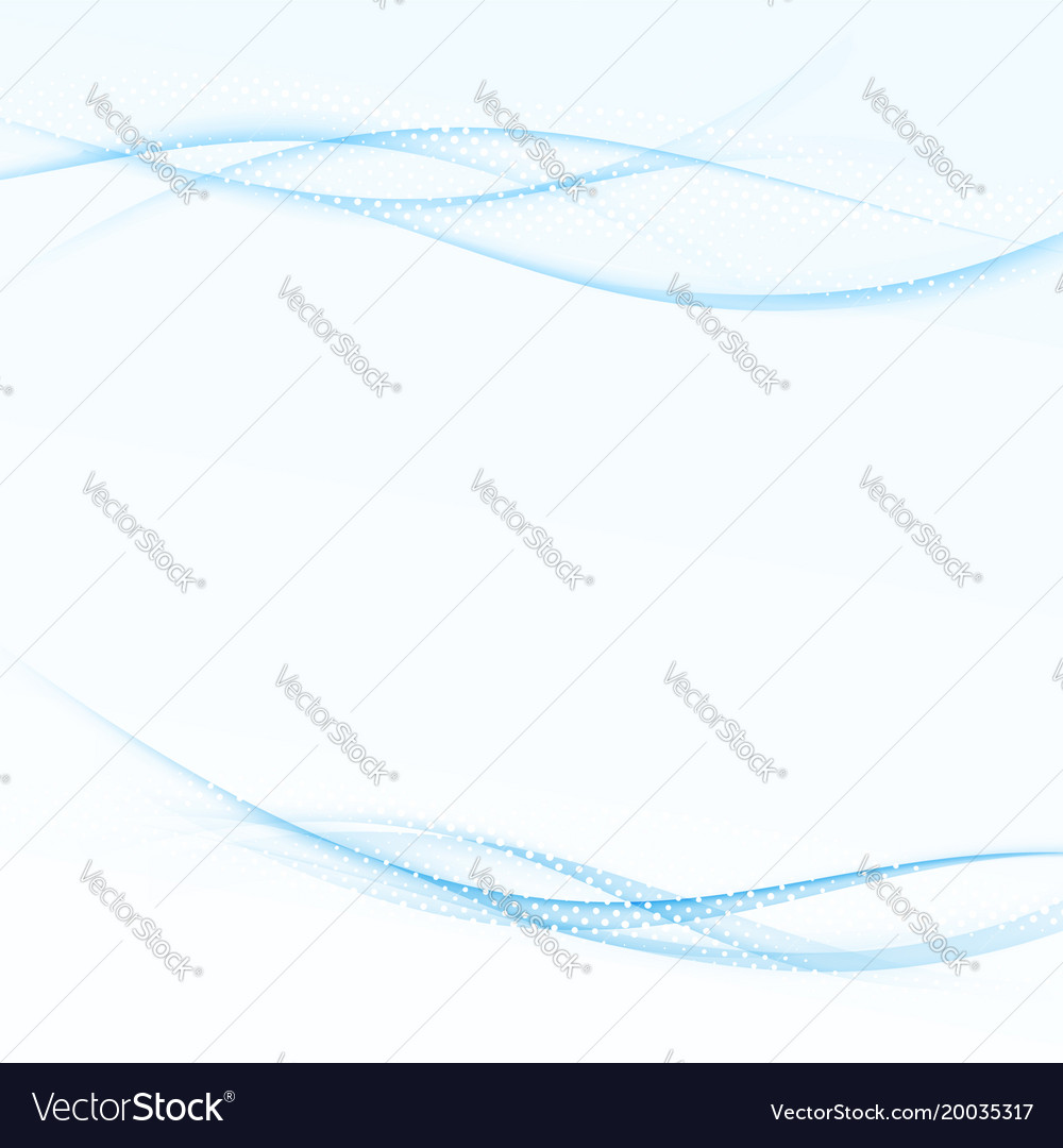 Blue futuristic speed smoke dynamic dotted lines