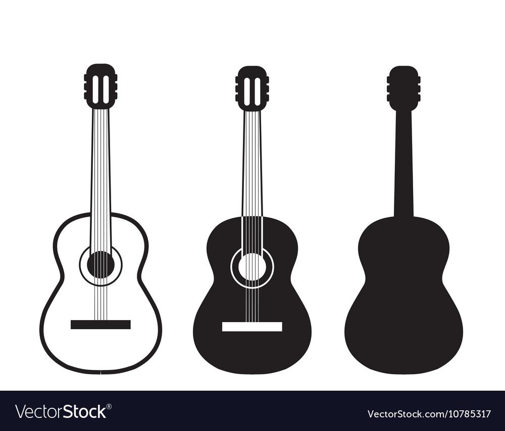 Guitar Logo Isla Nuevodiario Co
