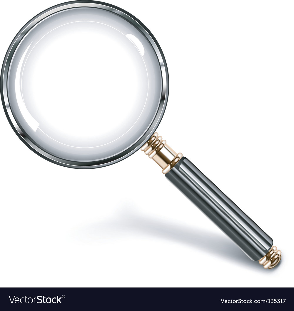 X Magnifying Glass