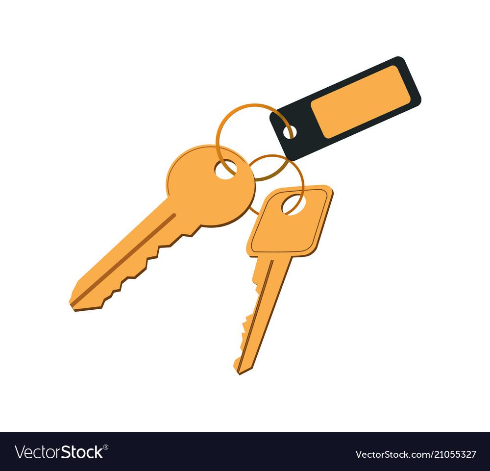 Keys in keyring with label