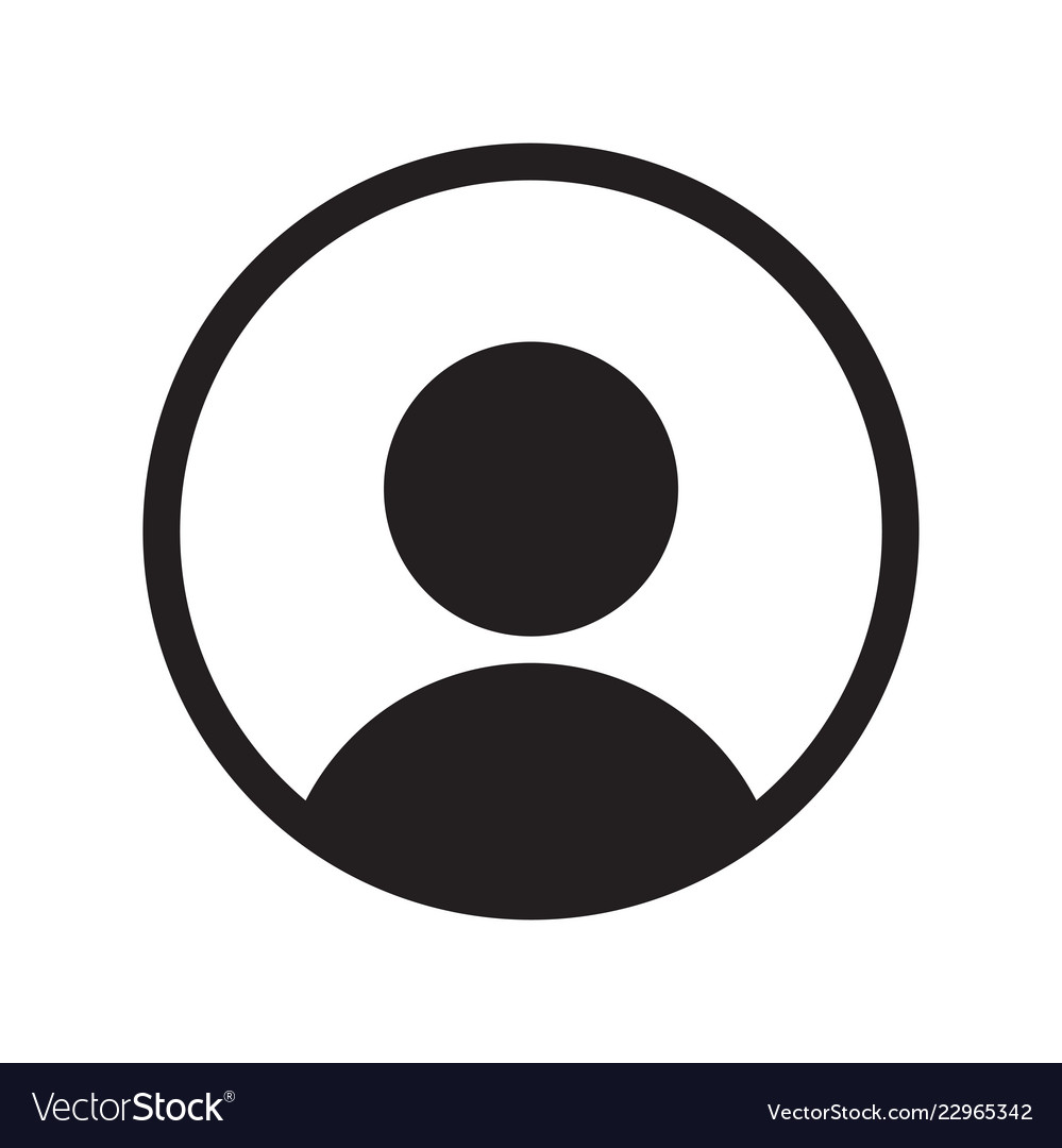 User member avatar face profile icon