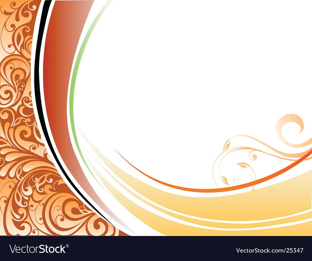 Edge frame graphic Royalty Free Vector Image - VectorStock