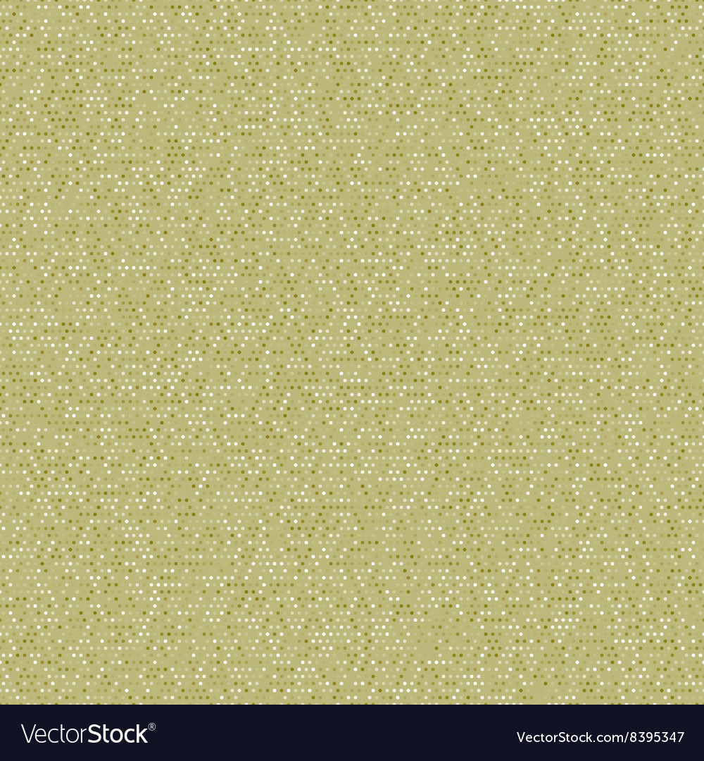 Mixed khaki polka dot pattern