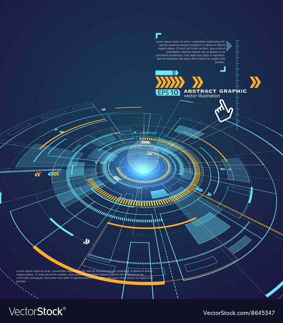 Three-dimensional interface technology the future