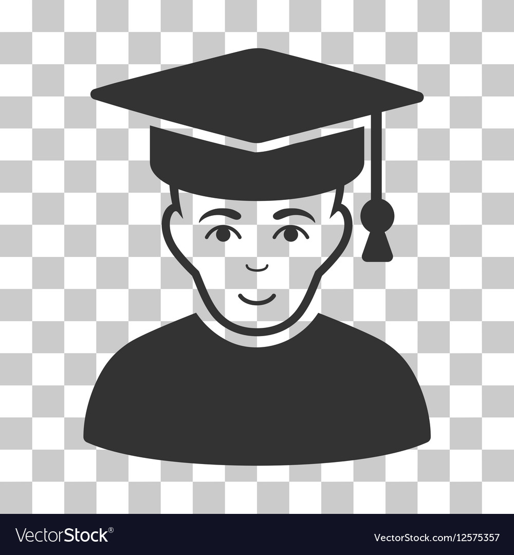 Professor Icon vector image