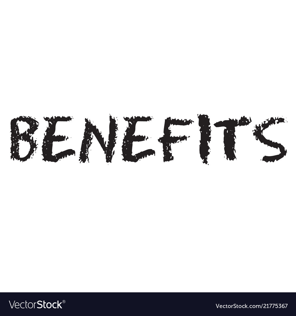 Benefits rubber stamp