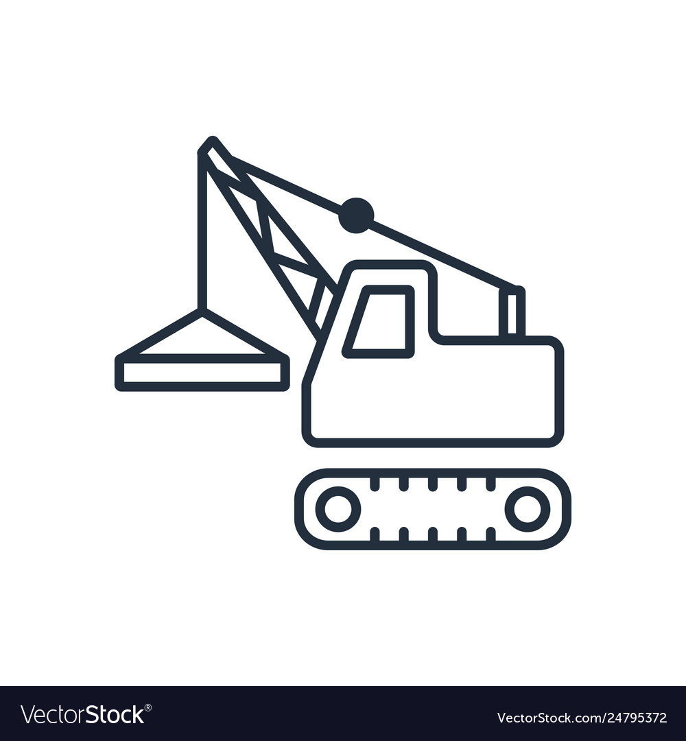 Engineering, Construction, Crane, Pictogram, Symbol, Environmental  Consulting, Port, Cargo transparent background PNG clipart | HiClipart